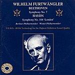 "Wiener Philharmoniker Beethoven: Symphony No. 7/Haydn: Symphony No. 104 ""London"""