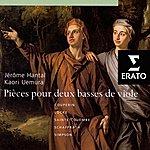 Jerome Hantai Pieces For 2 Viols