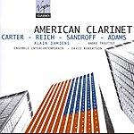 Alain Damiens Contemporary American Clarinet