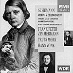 Truls Mørk Schumann: Vilolin Concerto/Cello Concerto/Manfred Overture