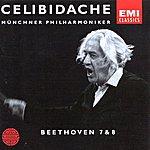 Sergiu Celibidache Symphonies 7 & 8