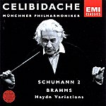 Sergiu Celibidache Symphony No.2/Variations