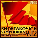Helsinki Philharmonic Orchestra Shostakovich: Symphonies Nos. 9 & 12