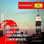 New York Philharmonic Brahms: Variations On A Theme By Haydn/Dvorak: Symphony No. 7/Kodaly: Dances Of Galanta (DG Concerts)