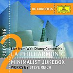 Los Angeles Philharmonic Orchestra Steve Reich: Variations For Winds; Three Movements; Tehillim (DG Concerts)