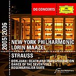 New York Philharmonic Strauss, R.: Don Juan; Rosenkavalier Suite; Death And Transfiguration; Dance Of The Seven Veils (DG Concerts)
