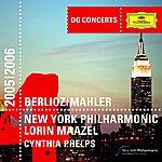 New York Philharmonic Mahler: Symphony No.1 / Berlioz: Harold In Italy (DG Concerts)