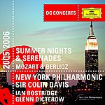 Ian Bostridge Summer Nights And Serenades . Mozart And Berlioz (DG Concerts)