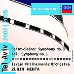 Israel Philharmonic Orchestra Saint-Saens: Symphony No.3