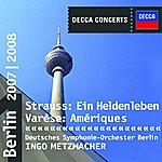 Deutsches Symphonie-Orchester Berlin Strauss, R.: Ein Heldenleben