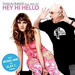 Shaun Baker Hey Hi Hello (12-Track Maxi-Single)