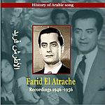 Farid El Atrache Farid El Atrache: History Of Arabic Song - Recordings 1946-1956