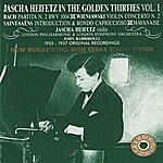 London Philharmonic Orchestra Jascha Heifetz In The Golden Thirties, Vol. 1