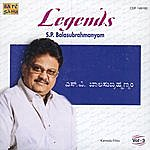 S.P. Balasubrahmanyam Legends Vol. 3