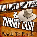 The Louvin Brothers Back To Back - The Louvin Brothers & Tommy Cash