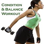 "Allstars Condition & Balance Workout Megamix (Fitness, Cardio & Aerobic Session) ""Even 32 Counts"""