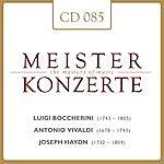 Stuttgarter Kammerorchester Meisterkonzerte: Luigi Boccherini / Antonio Vivaldi / Joseph Haydn