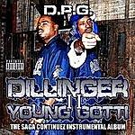 Daz Dillinger Tha Saga Continuez II (Instrumental Album)(Parental Advisory)