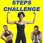 "Allstars Steps Challenge Megamix (Fitness, Cardio & Aerobics Sessions) ""Even 32 Counts"""