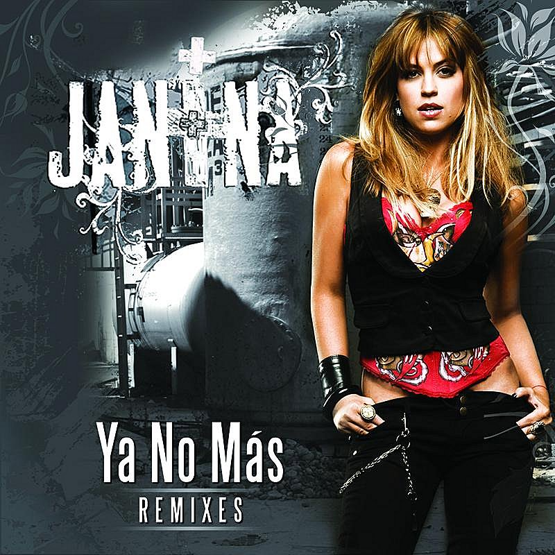 Cover Art: Ya No Mas (Remixes)