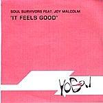 Soul Survivors It Feels Good (3-Track Maxi-Single)