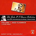 Louis Prima The John R T Davies Collection - Volume 1: Jazz Classics (CD A)