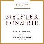 New York Philharmonic Meisterkonzerte: Karl Goldmark / Bedrich Smetana