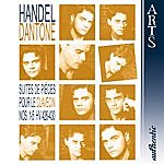 Ottavio Dantone Händel: Suites De Piéces Pour Le Clavecin Nos. 1-5 HV 426-430
