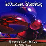 Jefferson Starship Greatest Hits - Live At The Fillmore
