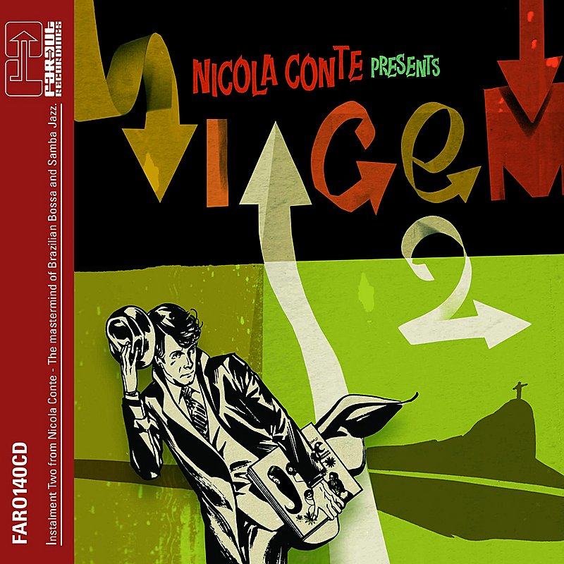 Cover Art: Nicola Conte Presents Viagem 2