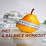 "Allstars Diet & Balance Workout Megamix (Fitness, Cardio & Aerobics Sessions) ""Even 32 Counts"""