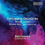 Tafelmusik Baroque Orchestra Beethoven: Symphonies Nos. 7 & 8