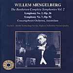 Willem Mengelberg The Beethoven Complete Symphonies, Vol.2