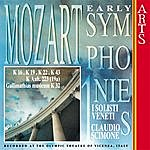 Claudio Scimone W.A. Mozart: Early Symphonies, Vol.1