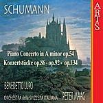 Orchestra Della Svizzera Italiana Schumann: Complete Works For Piano And Orchestra