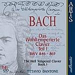 Ottavio Dantone Bach: The Well-Tempered Clavier, Book 1 - BWV 846-869