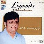 S.P. Balasubrahmanyam Legends Vol. 4