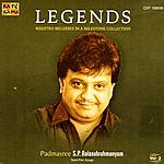 S.P. Balasubrahmanyam Legends: Maestro Melodies In A Milestone Collection Vol. 2