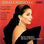 Teresa Berganza Canciones Españolas: Granados / Turina / Guridi / Toldra