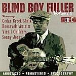 Blind Boy Fuller Blind Boy Fuller, Vol.2, CD C