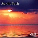 Cliff Sunlit Path