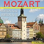 """Libor Pesek Mozart: Symphony No. 40, Symphony No. 38 """"Prague"""""""