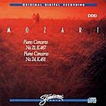 Anton Nanut Piano Concerto 21, K 467, Piano Concerto No 24, K 491