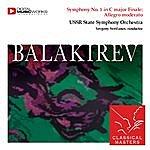 Evgeny Svetlanov Symphony No. 1 In C Major Finale: Allegro Moderato