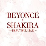 Beyoncé Beautiful Liar (4-Track Maxi-Single)