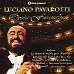 Luciano Pavarotti Opera Favourites