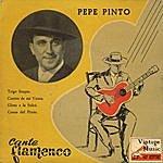 Pepe Pinto Vintage Flamenco Cante Nº3 - EPs Collectors
