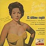 """Sara Montiel Vintage Spanish Song Nº16 - EPs Collectors. B.S.O: """"El Último Cuplé"""""""