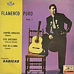 Sabicas Vintage Flamenco Guitarra Nº6 - EPs Collectors