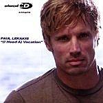 Paul Lekakis (I Need A) Vacation - EP